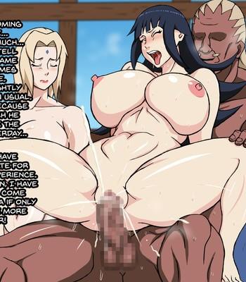 Byakugan Hime VS Tanetsuke Taihou comic porn sex 110
