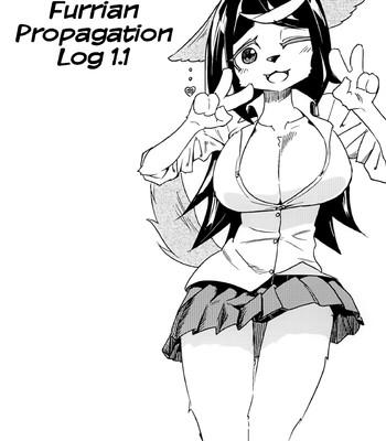 Furrian Propagation Log 1-5 comic porn sex 030