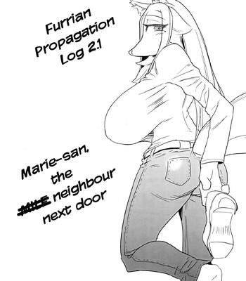 Furrian Propagation Log 1-5 comic porn sex 067