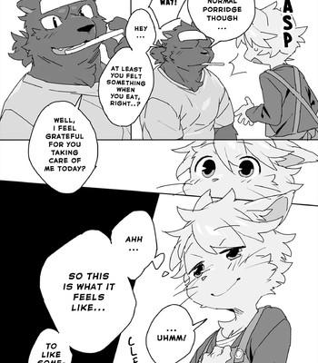 Muboubi Na Kimi No Futokoro Ni comic porn sex 004