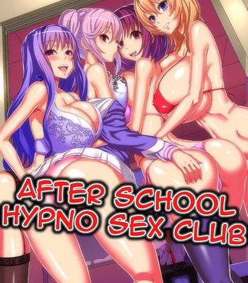 Porn Comics - Houkago Saimin SEX bu | After School Hypno Sex Club