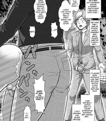 Musuko no Chinpo Homo Dorei comic porn sex 003