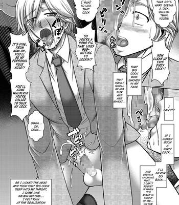 Musuko no Chinpo Homo Dorei comic porn sex 005