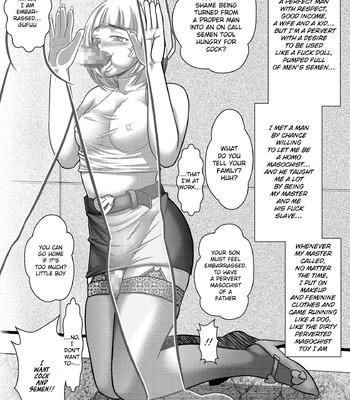 Musuko no Chinpo Homo Dorei comic porn sex 006