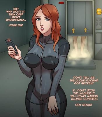Porn Comics - Commission Clones