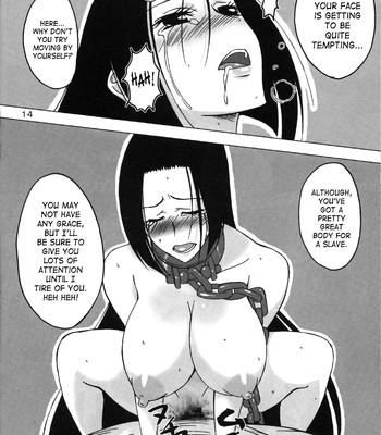 Pirate Empress comic porn sex 013