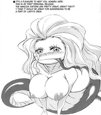 Pirate Empress comic porn sex 020