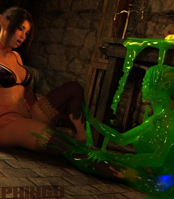 Slime of a Time comic porn sex 002