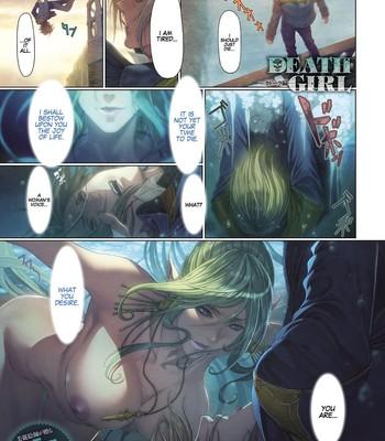 Porn Comics - Ma-Gui -DEATH GIRL- Cadola Hen