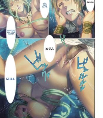 Ma-Gui -DEATH GIRL- Cadola Hen  comic porn sex 007
