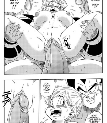 Dagonball-The Evil Brother Uncensored comic porn sex 017