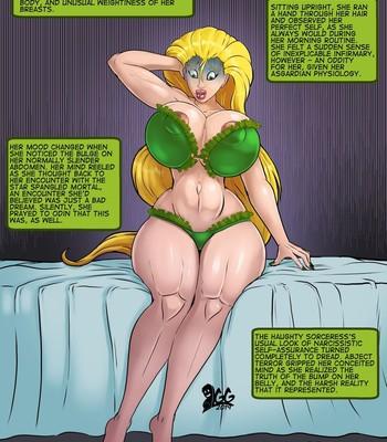 Enchantress Embarrassment comic porn sex 002