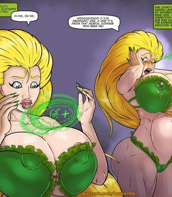 Enchantress Embarrassment comic porn sex 003