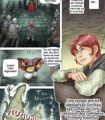 CherryBoy Quest comic porn sex 002