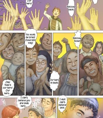 CherryBoy Quest comic porn sex 013