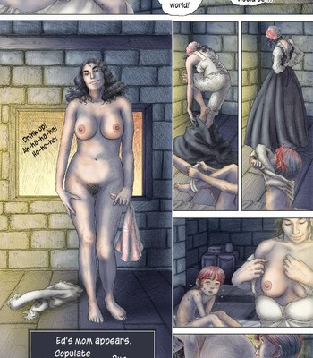 CherryBoy Quest comic porn sex 022