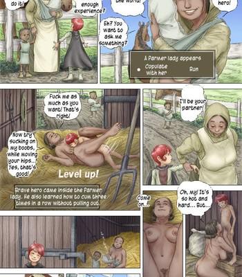 CherryBoy Quest comic porn sex 030
