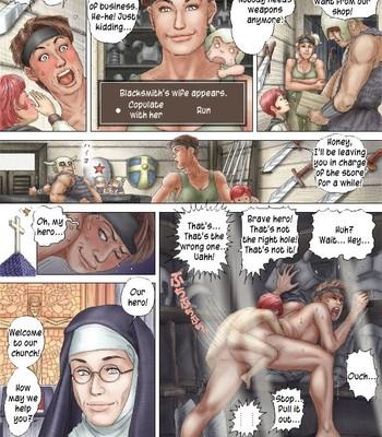 CherryBoy Quest comic porn sex 032