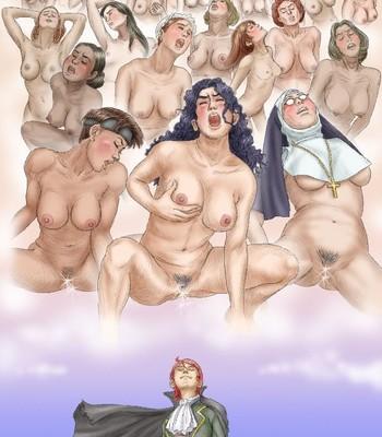 CherryBoy Quest comic porn sex 051