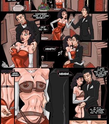Porn Comics - Sins 1986