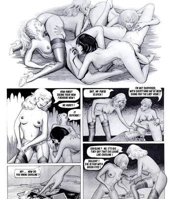 Porn Comics - [Rhodes] Colombe