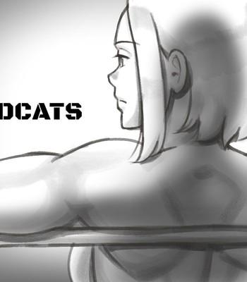 Porn Comics - WILDCATS ~ Futanari Chika Battle