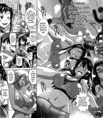 Girls Lacrosse Club [Chronicle Edition] comic porn sex 007