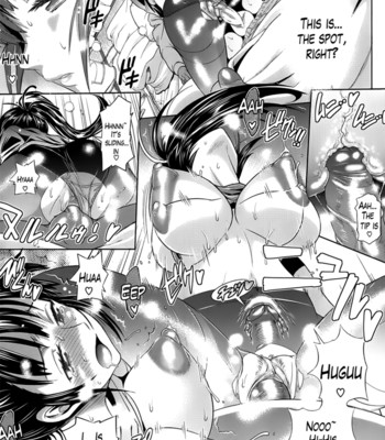 Girls Lacrosse Club [Chronicle Edition] comic porn sex 097