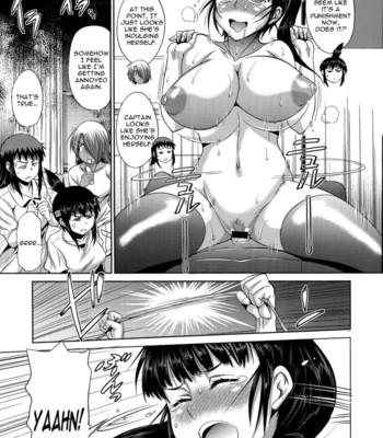 Girls Lacrosse Club [Chronicle Edition] comic porn sex 498