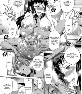 Girls Lacrosse Club [Chronicle Edition] comic porn sex 516