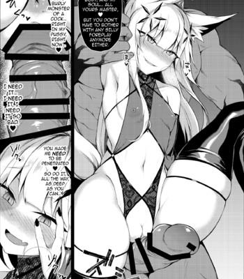 A Magical Girl Falls -The Tale of Mio Yukimiya- comic porn sex 014