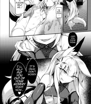 A Magical Girl Falls -The Tale of Mio Yukimiya- comic porn sex 017