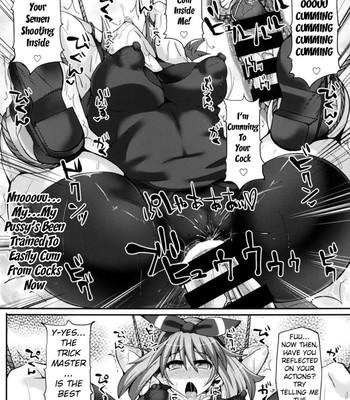 Karakuri acme yashiki | karakuri acme mansion (pokémon) [doujin-moe.us] comic porn sex 019