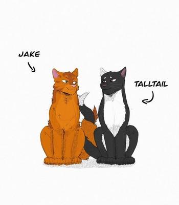 Talltail x Jake (feral) comic porn sex 003