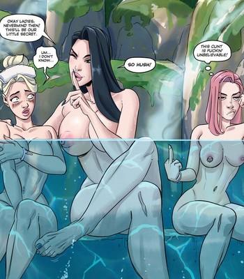 Nancy Templeton's Day Off comic porn sex 013