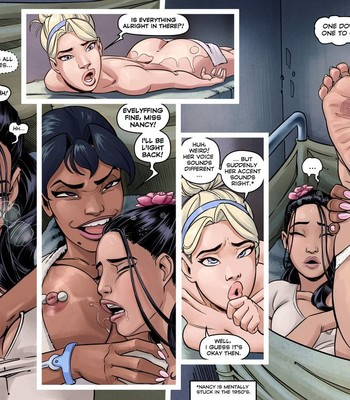 Nancy Templeton's Day Off comic porn sex 022