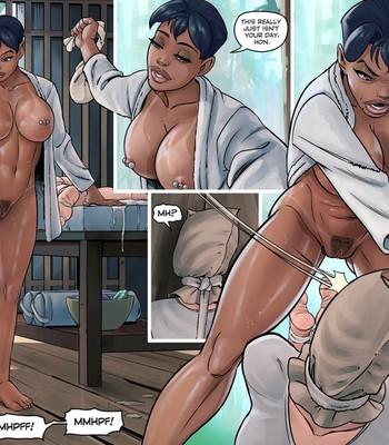 Nancy Templeton's Day Off comic porn sex 034
