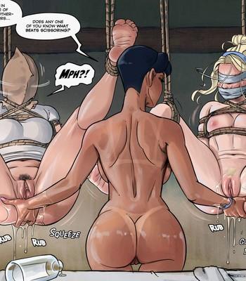 Nancy Templeton's Day Off comic porn sex 039