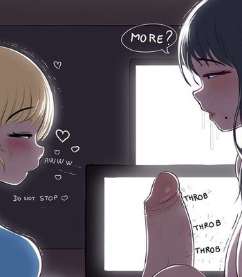 [Lewdua] Love is Sharing comic porn sex 026