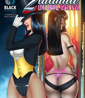 Porn Comics - Live Lewd Dewl Evil