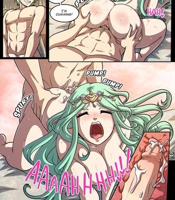 A Night With Rhea comic porn sex 016