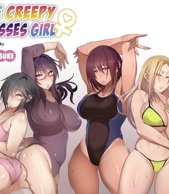 Porn Comics - Nekura Megane ♀ | The Creepy Glasses Girl [ Updated ]