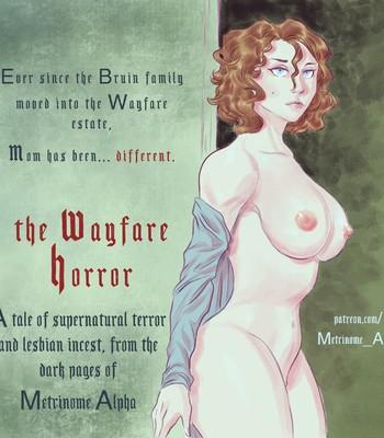 Porn Comics - The Wayfare Horror (ongoing)