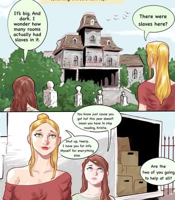 The Wayfare Horror (ongoing) comic porn sex 003