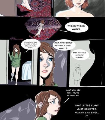 The Wayfare Horror (ongoing) comic porn sex 010