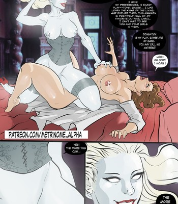 The Wayfare Horror (ongoing) comic porn sex 038