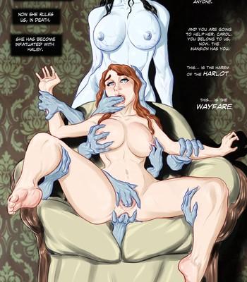 The Wayfare Horror (ongoing) comic porn sex 041