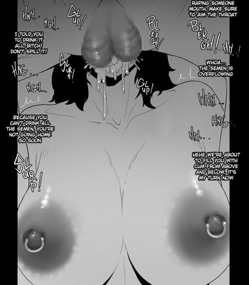 NTR mother coming home late. comic porn sex 010