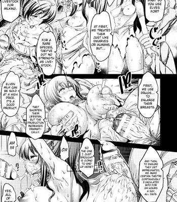 Demi-human Zone comic porn sex 009