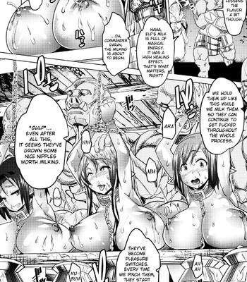 Demi-human Zone comic porn sex 010